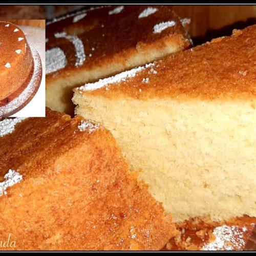 torta piuma con panna montata, una nuvola di morbidezza