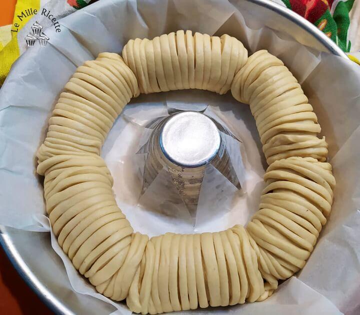 wool roll bread | la brioche salata che sembra un gomitolo di lana 2