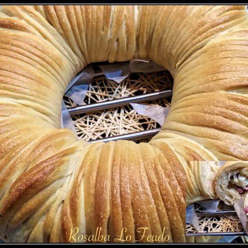 wool roll bread | la brioche salata che sembra un gomitolo di lana
